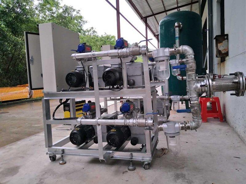 旋片式真空泵系统_旋片真空泵系统_旋片真空泵机组_旋片式真空泵机组