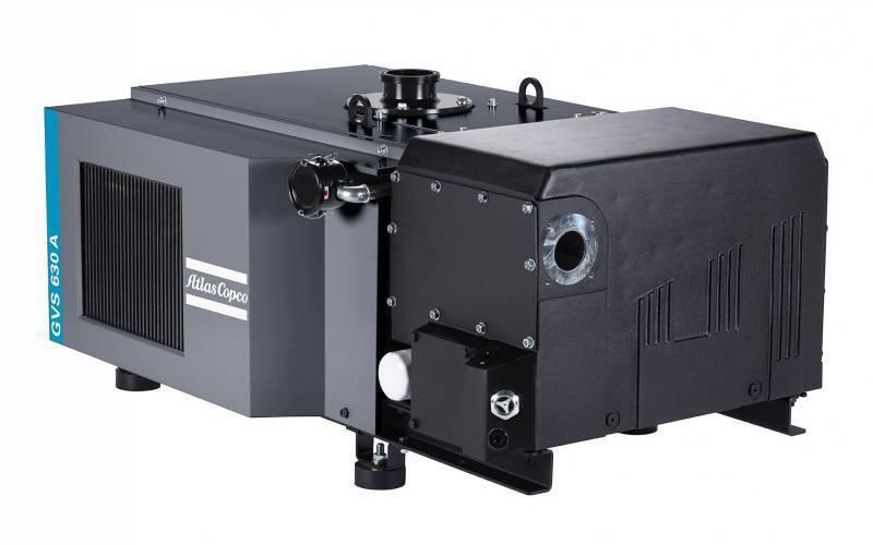 旋片真空泵在IGBT应用