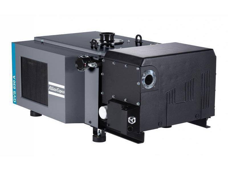 旋片真空泵在IGBT模块制造工艺的应用