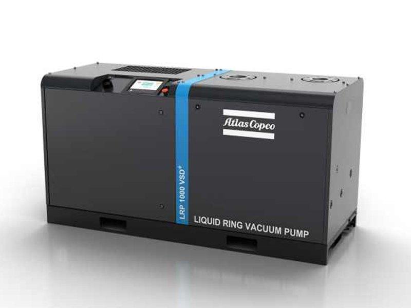 阿特拉斯LRP VSD+变频水环真空泵_智能液环真空泵