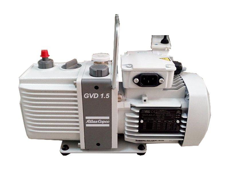 Atlas 双级油旋片真空泵GVD0.7-28