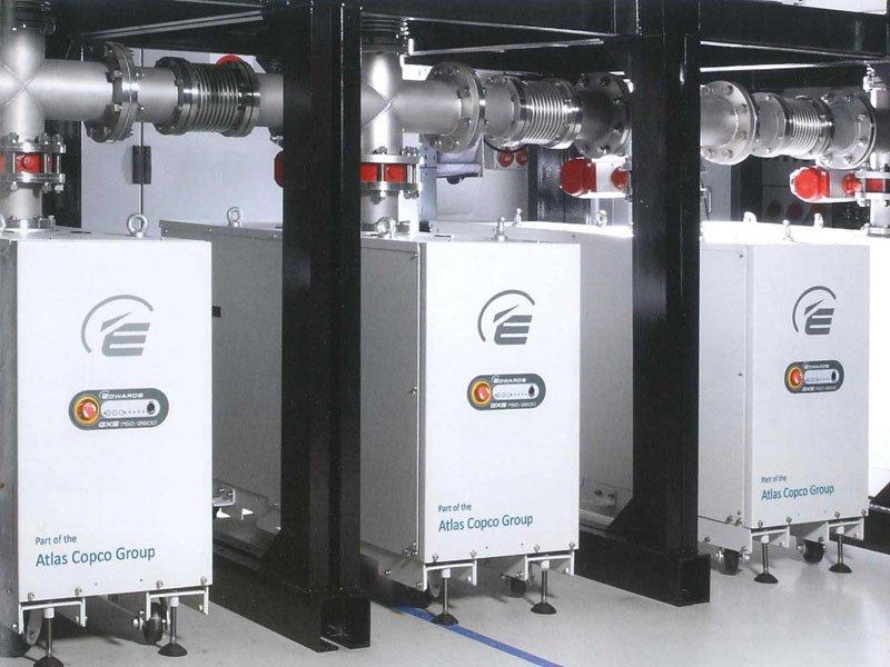 进口真空泵,螺杆真空泵,干式真空泵