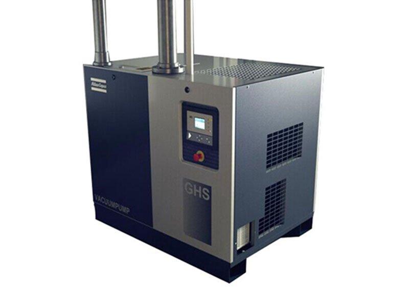 Atlas 螺杆式真空泵GHS350-900VSD+ 螺杆真空泵系统