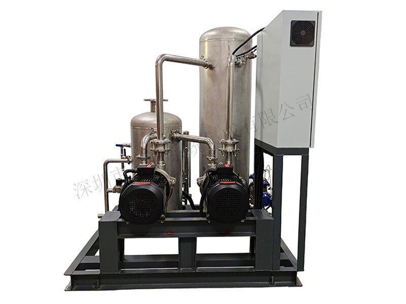 引水真空装置,自动引水泵组