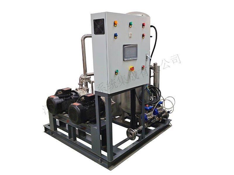 引水真空机组_自动引水泵组