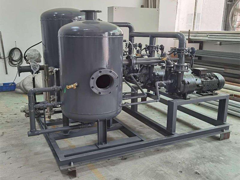 水环式真空泵系统