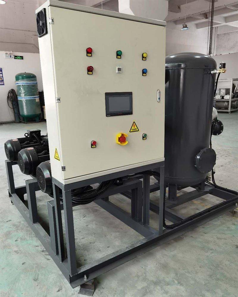 水环真空泵机组,液环真空机组,水环式真空泵系统