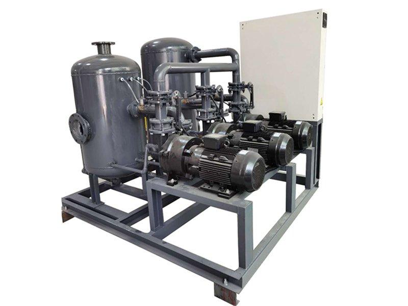 水环真空泵机组_液环真空机组_水环式真空泵系统