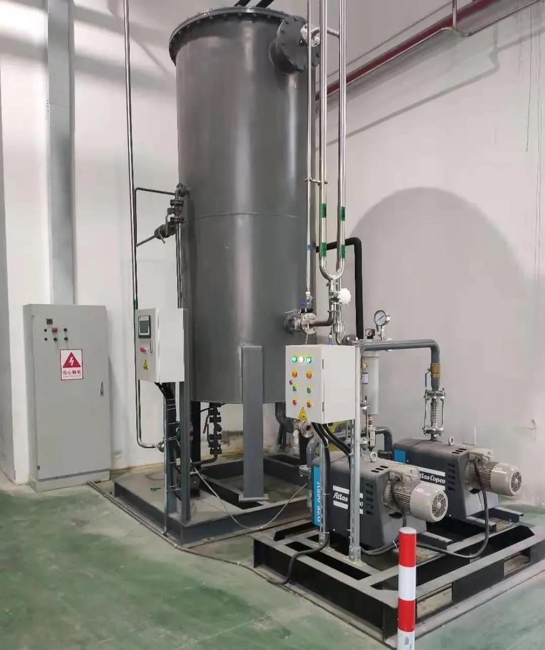 干式真空泵系统,爪型干式真空泵