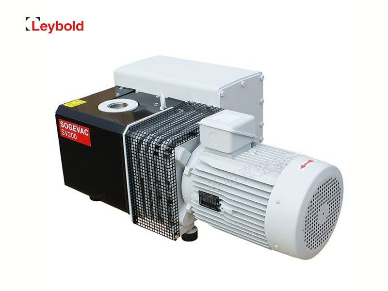 德国Leybold莱宝 SV200单级旋片泵