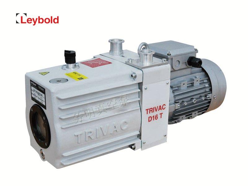 莱宝D4T-D30T双级油封式旋片真空泵