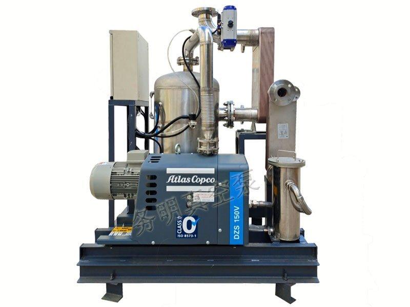 真空泵机组,真空负压系统